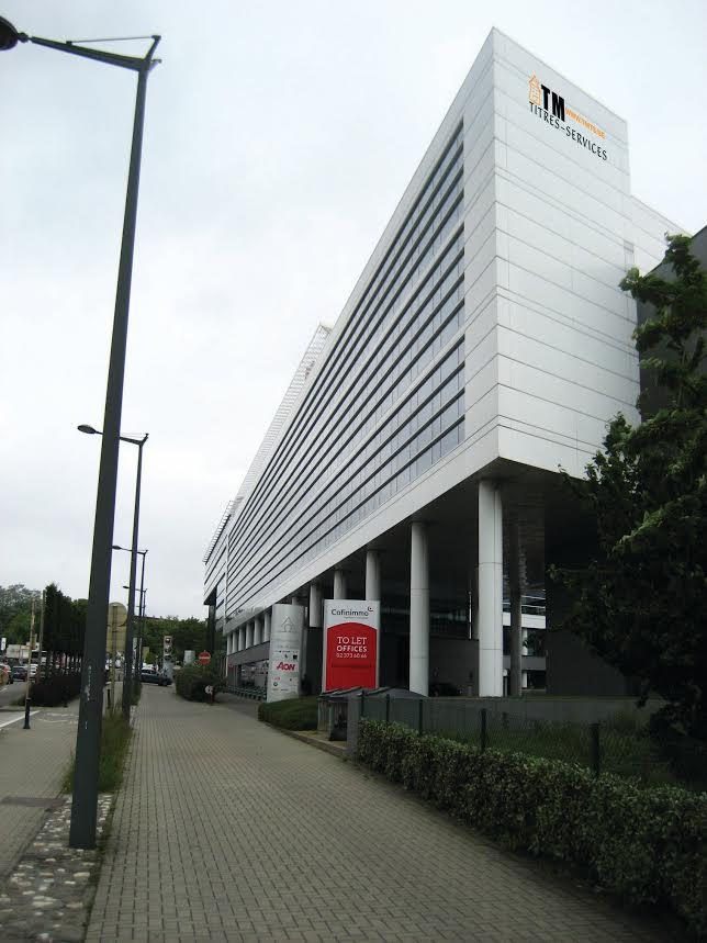 Nieuwe kantoren voor TM Dienstencheques